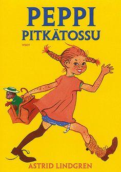 Peppi Pitkätossu Mitä hyvänsä voi tapahtua, kun Peppi pääsee vauhtiin. Sen voivat Tommi ja Annika todistaa! Lastenkirjojen klassikko uutena painoksena.