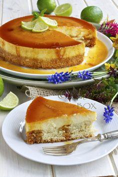ADORA's Box: LECHE FLAN CHEESE CAKE