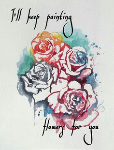 All Time Low- Painting Flowers This is one of my favorite songs by ...