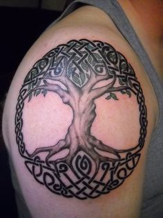 Tree of Life Tattoos for Men - Ideas and Inspiration for Guys
