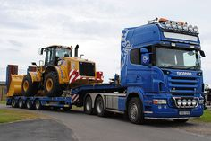 scania heavy haulage trucks - Google Search