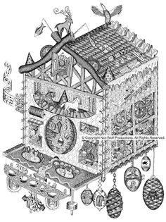 """Not-Wolf-Productions - """"Cuckoo Clock"""""""