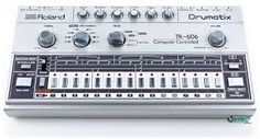 Roland TR 606 - first decent drum machine used by the Sisters
