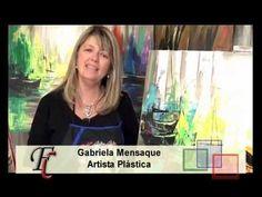 Fusión Crear 24-07-2015 GABRIELA MENSAQUE - B.2 - YouTube