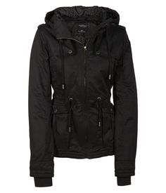 Lined Parka - Aeropostale medium