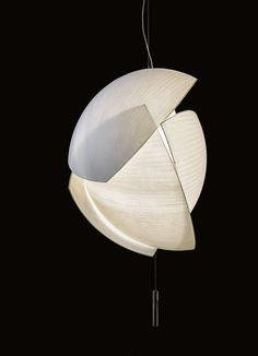 Lampade a sospensione Voiles by Grok