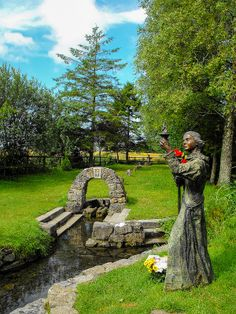 """""""St. Brigid's Well"""" by Heather Iverson on Flickr."""