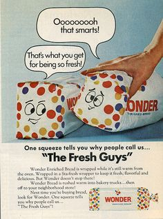 Wonder Bread - The Fresh Guys