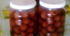 Legkönnyebb cseresznye- vagy meggybefőtt recept képpel. Hozzávalók és az elkészítés részletes leírása. A Legkönnyebb cseresznye- vagy meggybefőtt elkészítési ideje: 75 perc Minion, Canning, Food, Essen, Minions, Meals, Home Canning, Yemek, Eten