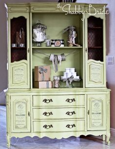 Amazing Hand-Painted Furniture Hack!!!