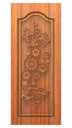 pretty carved pocket door on hvac room Front Door Design Wood, Double Door Design, Wood Front Doors, Wooden Door Design, Wooden Doors, Wooden Stairs, Wooden Art, Entry Doors, House Main Door