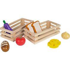 George Home Wooden Food Crates | Kids | George at ASDA