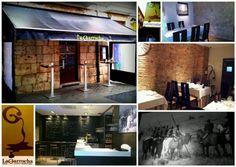 Restaurante La Garrocha miralo en Guía Paladar y Tomar    http://www.guiapaladarytomar.es/index.php/comunidades/pa%C3%ADs-vasco/vizcaya/984-provincias-de-espana/valladolid/restaurantes/264-la-garrocha.html