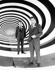 """The Time Tunnel"" (1966-67)  Robert Colbert & James Darren"