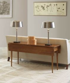 i am in desperate search for a drop leaf sofa table that will turn into an additional dining table for