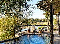Singita Boulders Lodge / South Africa / Singita Sabi Sand