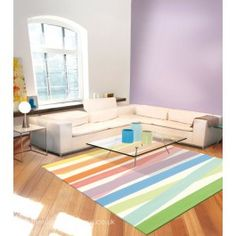Candy Store Striped Rug - Striped Rugs