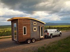 This stylish tiny house on wheels comes to us courtesy of Leaf House Small Space Design & Build, and it marks their third and best version of this model. Read moreNew Leaf House Raises the Bar With Innovative Design and Master Craftsmanship