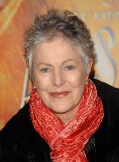 Lynn Redgrave  Paula Sklar onto Aging With Grace & Style ♥