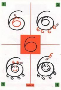 number-6-drawing-easy-2