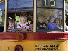 Baltimore Streetcar Museum; Admission: Adults $7, children $5, children under 4 free; maximum family admission $24. Includes unlimited rides on authentic streetcars..