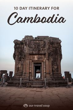This 10 day adventure takes you from the ancient temples of Siem Reap, a floating village tour on the Tonle Sap, an ethical elephant sanctuary and jungle lodge in Mondulkiri Province, and ending with a peaceful stay in Kampot, and and paradise of Koh Rong Sanloem. A huge variety of all that Cambodia has to offer! #cambodia #southeastasia #siemreap #temples #historical #asiatravel Solo Travel, Us Travel, Family Travel, Travel Guide, Tonle Sap, Kampot, Elephant Sanctuary, Cambodia Travel, Travel Route