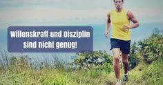 Willenskraft und Disziplin reichen nicht aus, um endlich mehr Sport zu machen. Da fehlt noch eine Komponente, wie du an diesem Model erklärt bekommst.