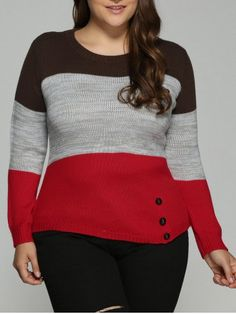 5eeb0b224b Plus Size Sweaters   Cardigans For Women - V Neck