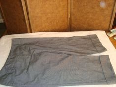 Cato Sz 6 Women's Black & Gray Basket Weave Pattern Dressy/Career Capris W/Cuffs #Cato #CaprisCropped