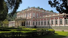 Imperial Museum of Brazil  The former summer palace in the middle of Petrópolis was built in the mid-1800s. Displays include the Brazilian I...
