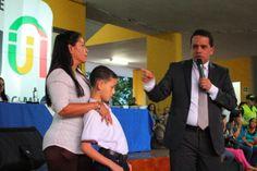 Niño de la I.E. Concejo Municipal de Itagüí