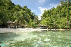Togian island, Indonesia