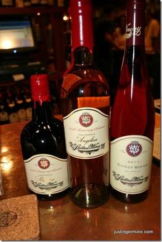 V. Sattui Madeira, Angelica, and Gamay Rouge