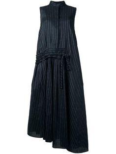 VICTORIA VICTORIA BECKHAM striped shift dress. #victoriavictoriabeckham #cloth #dress