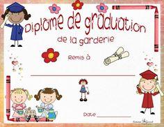 Graduation Crafts, Preschool Graduation, Home Daycare, Montessori, Activities For Kids, Communication, Family Guy, Classroom, Diy Crafts