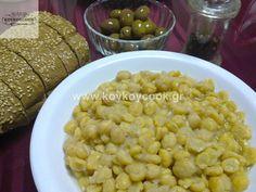 ΡΕΒΥΘΑΔΑ ΛΕΜΟΝΑΤΗ Macaroni And Cheese, Soups, Ethnic Recipes, Food, Mac And Cheese, Eten, Soup, Meals, Chowder
