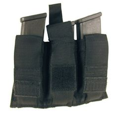 Magazine Pouches 73965: Blackhawk! Bts Triple Pistol Mag Pouch W -> BUY IT NOW ONLY: $36.12 on eBay!