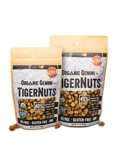 Organic Gemini TigerNut Review | Eat. Drink. Shrink.