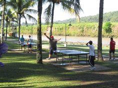 main pingpong di depan #sungaiprogo #magelang #jum'atsehat