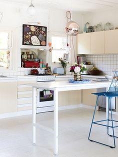 Colorida y chispeante pequeña casa de campo | Decorar tu casa es facilisimo.com