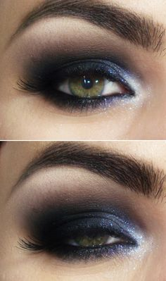 Tutorial – navy smoky eye Tutorial – navy smoky eye Related posts: Navy Blue and Bronze Smokey Eye Tutorial: Perfect Party Makeup Look – The Veiled… Prom Makeup Tutorial / Quick Navy Blue Smokey Eye Navy Blue + Gold Smokey Eye Makeup Tutorial Blue Smokey Eye, Prom Makeup, Wedding Makeup, Hair Makeup, Makeup For Green Eyes, Blue Eye Makeup, How To Make Hair, Eye Make Up, Beauty Make Up