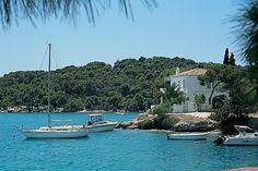 #Porto_Heli - #Greece , just opposite #Spetses #YachtcharterGriechenland #YachtcharterSaronischerGolf