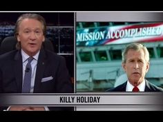 WATCH: Bill Maher Schools Republicans On The Difference Between Bush And Obama (VIDEO) | If You Only News