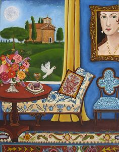 """""""Daydreaming About God"""" by Catherine Nolin"""