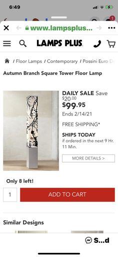 Air B And B, Floor Lamp, Flooring, Contemporary, Floor Lamp Base, Wood Flooring, Floor Lamps, Floor