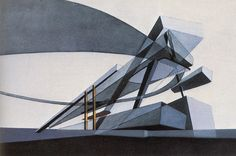 Zaha Hadid. AA Files 4 July 1983: 85 | RNDRD