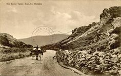 The Rocky valley, Bray, Co. Ivy Rose, Old Images, Old Postcards, Book Of Life, World History, Dublin, Ireland, Places, Illustration
