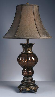 0 003084u003e1 Light Buffet Lamp Burnished Brass   Buffet, Lights And Lamp Light