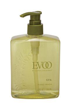 EVOO Hand Wash - Spa - 12oz