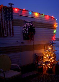 Wish I had me a camper.....
